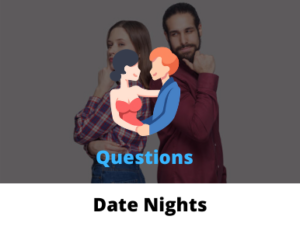 Date Nights Question for couples