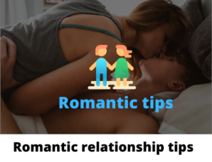 romantic relationship tips