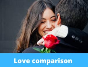 Love comaprison