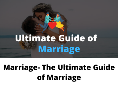 what is marriage all about