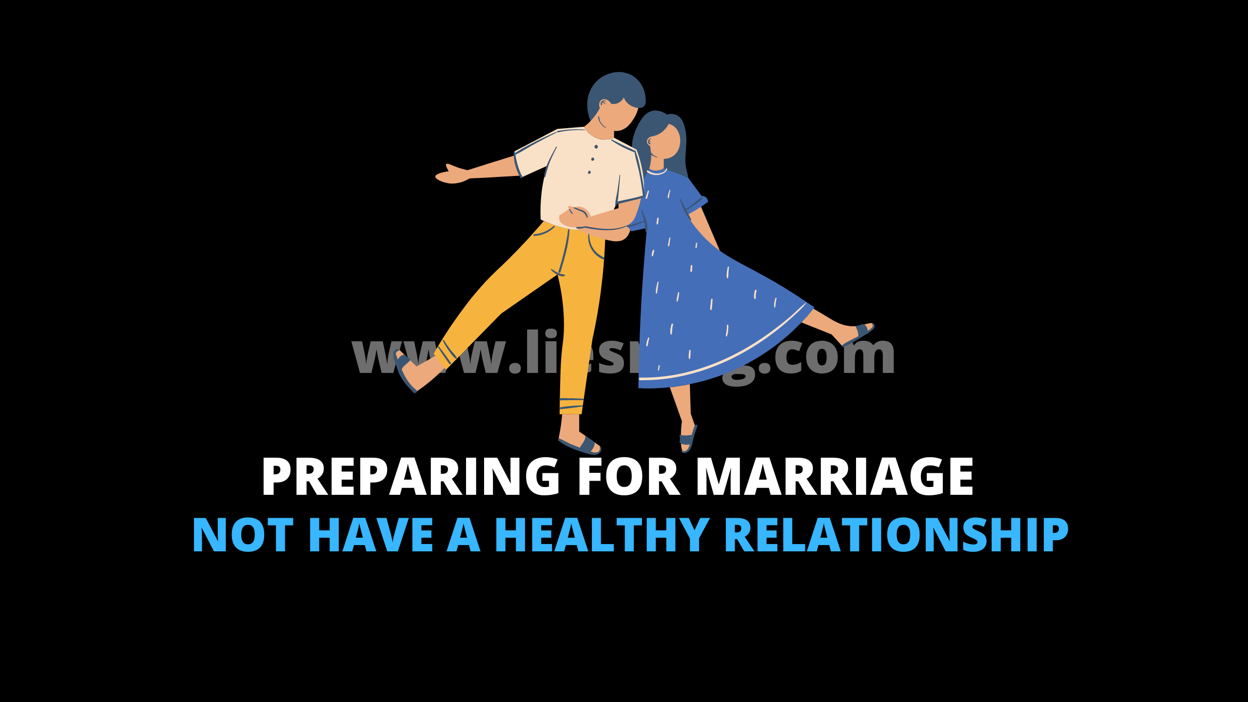 Preparing For Marriage Not Just The Wedding Best Tips (2020)
