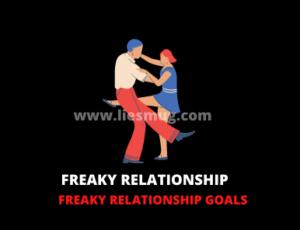 Freaky Relationship Goals