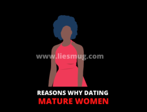 Reasons why dating mature women